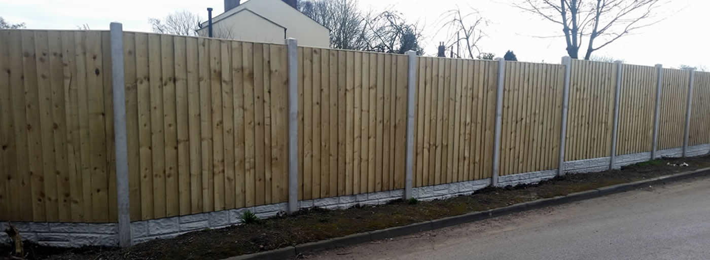 fencing contractor bournemouth