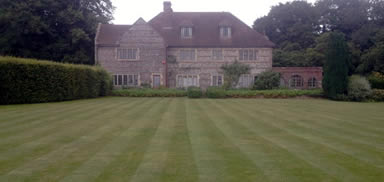 lawn care bournemouth lawn mowing