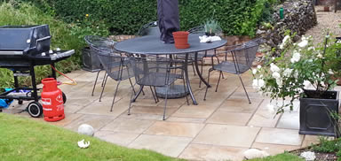 garden paving bournemouth patios