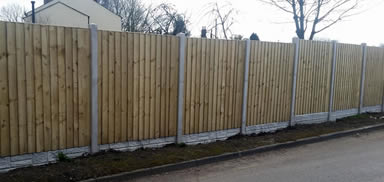 fencing bournemouth decking