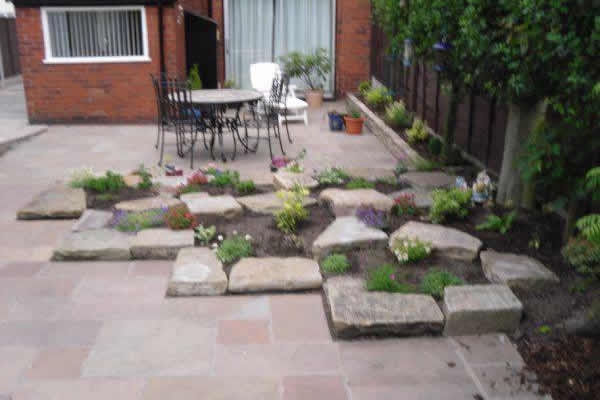 low maintenance garden design bournemouth
